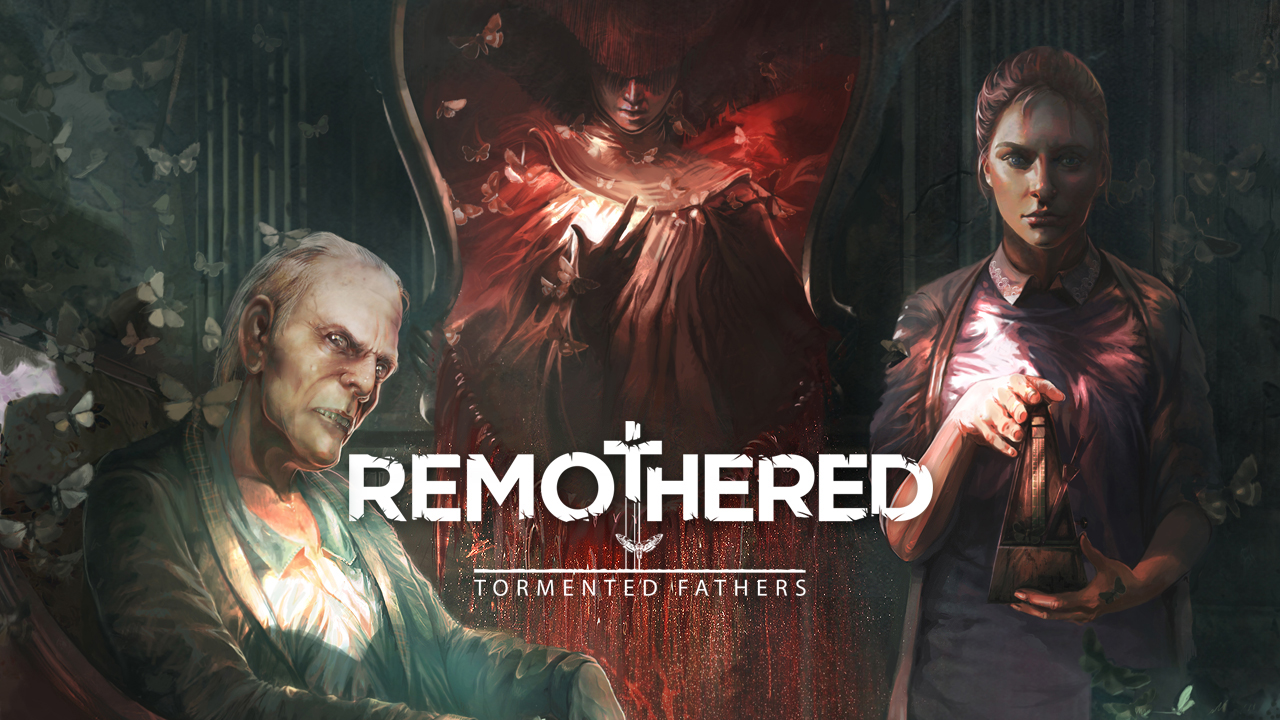 Remothered : Tormented fathers un survival horror italiano