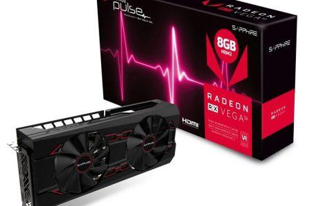 Sapphire presenta la Rx Vega 56 Pulse
