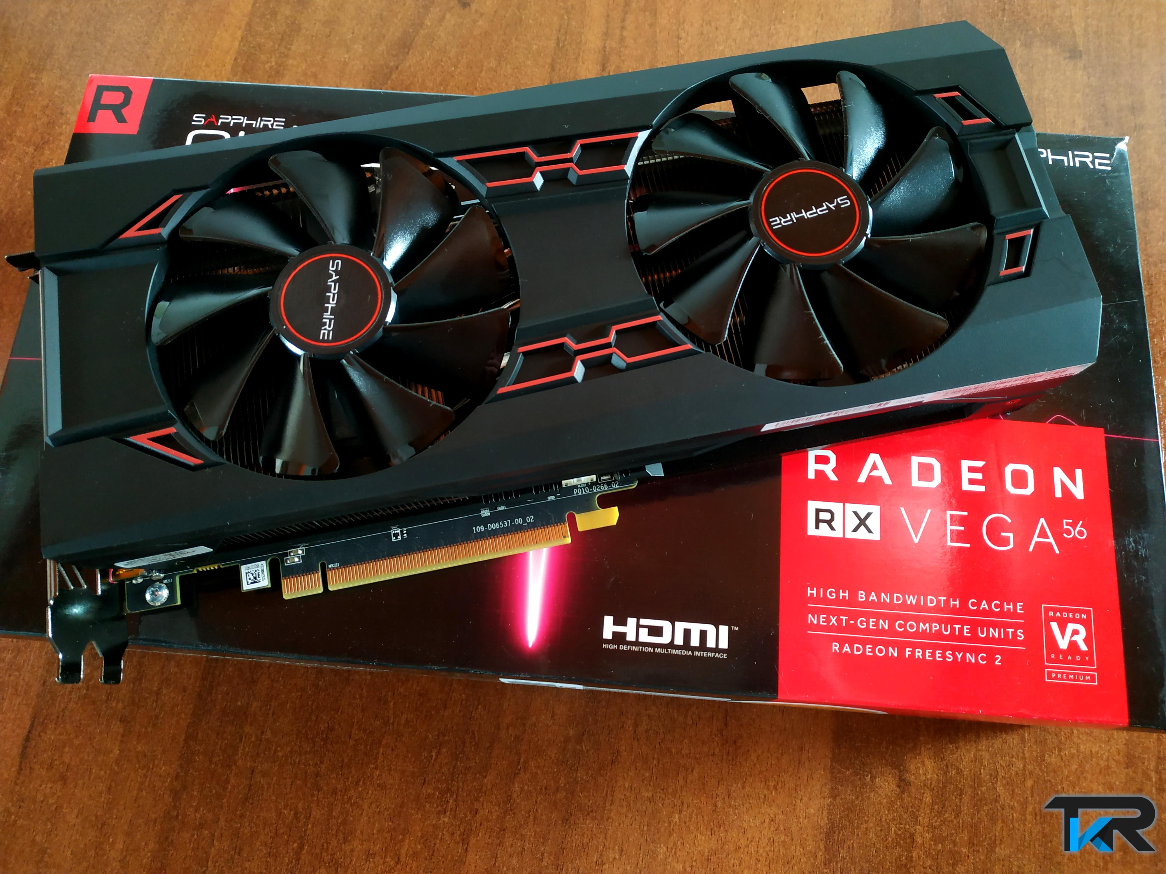 Sapphire Rx Vega 56 Pulse Review in 2019 & Bios Flash