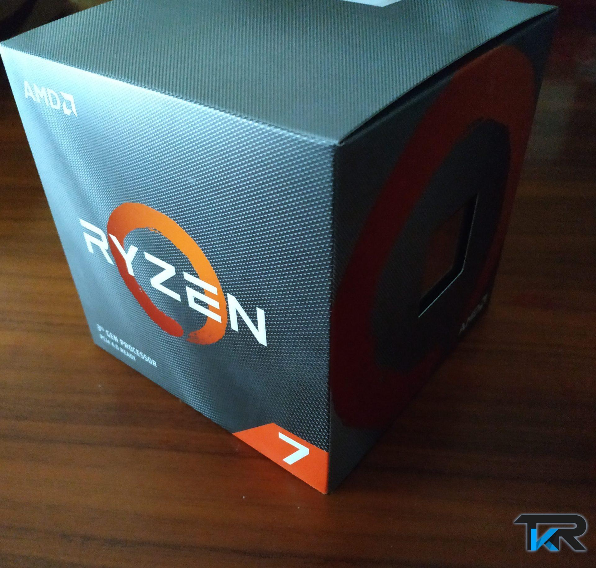 AMD Ryzen 7 3700x Review : Il nuovo octa core a 7nm