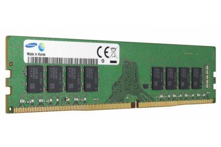 Primi avvistamenti dei nuovi chip Samsung per DDR4