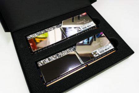 Nuovo record per le DDR4 GSkill