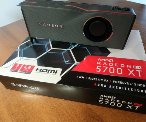 Rx 5700 XT Review, Washer Mod & More Power Tool