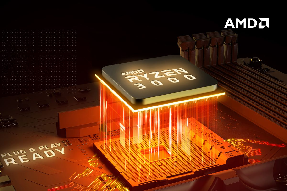 AMD : Design a Chiplet, una mossa vincente.