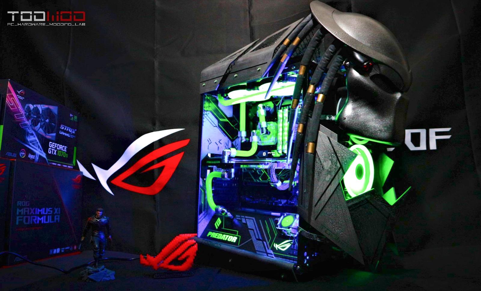 Predator Mod from TodMod