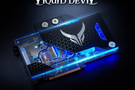 PowerColor annuncia ufficialmente la RX 5700XT Liquid Devil