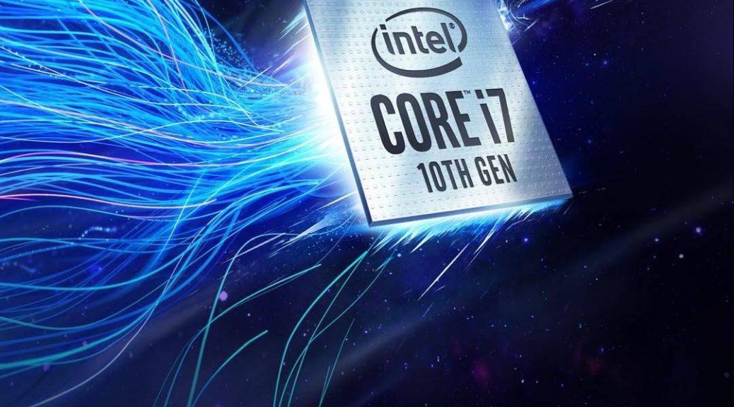 Trapelano le specifiche complete della gen 10 Intel
