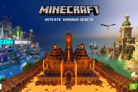Open Beta di Minecraft RTX