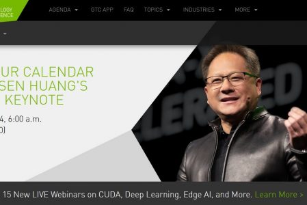 Nvidia dà una data per le GPU Ampere?