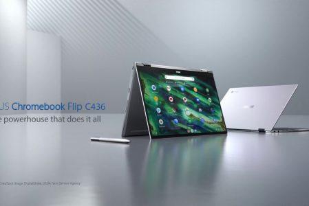 Asus annuncia il Chromebook Flip C436