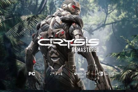 Annunciato Crysis Remastered