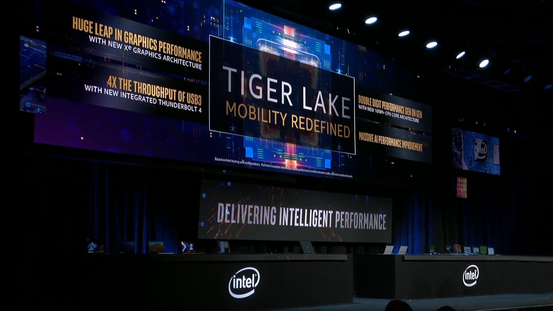 Intel Tiger Lake, nuovi benchmark ritrovati su 3D Mark