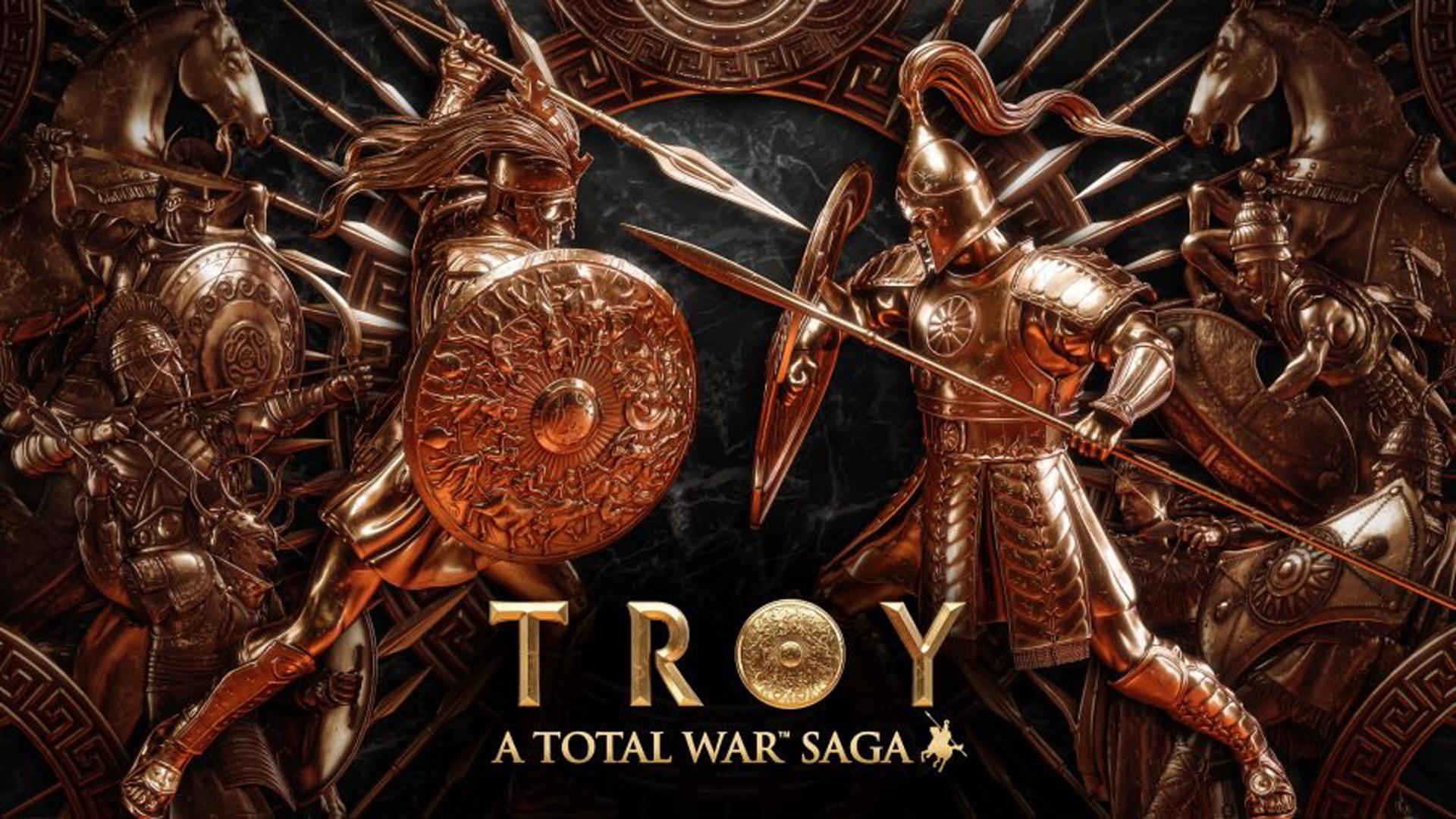 Gratis al lancio A Total War Saga: Troy su EGS