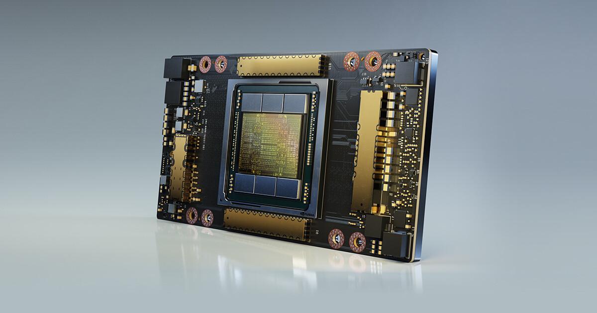 Trovato il primo benchmark della Nvidia A100