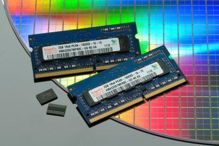 SK Hynix annuncia le prime RAM DDR5