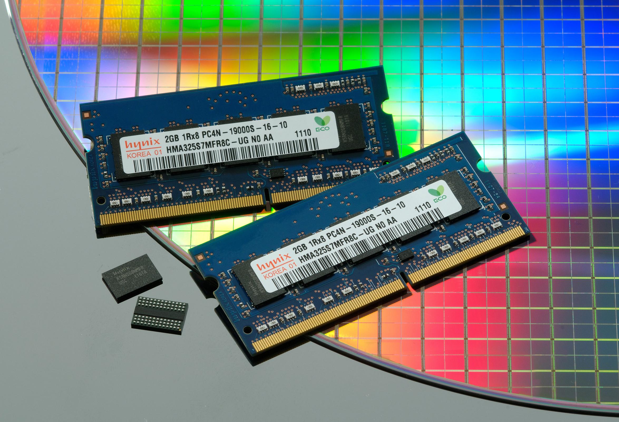 SK Hynix acquisisce il settore NAND di Intel