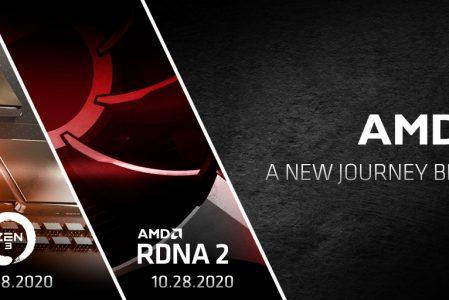 AMD tra l'annuncio delle CPU Zen 3, una preview di Big Navi e numerose speculazioni per le CPU e le GPU