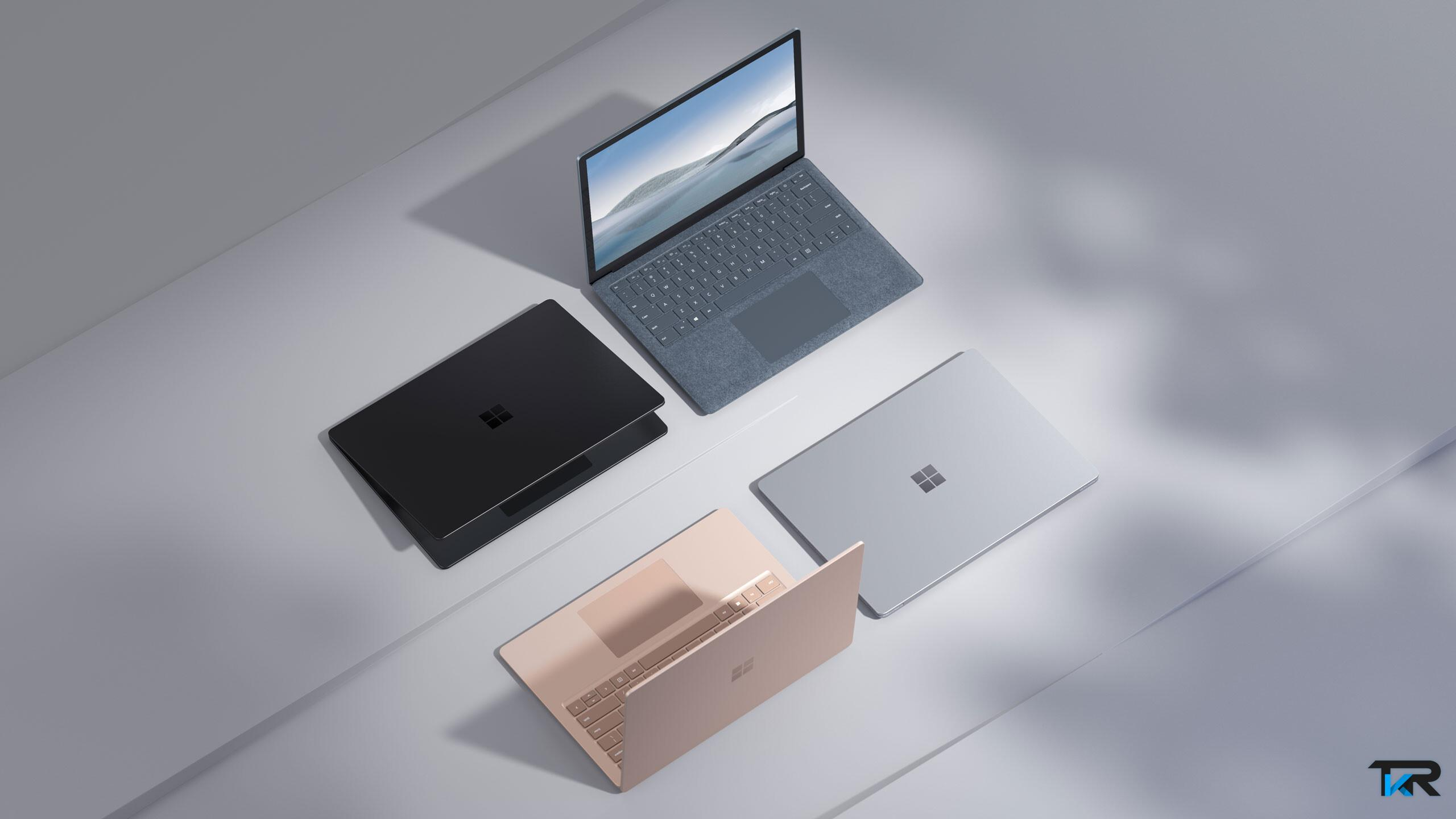 Microsoft Annuncia il Surface Laptop 4 con chip AMD ed Intel