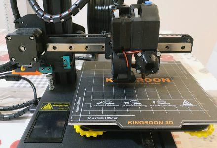 Kingroon KP3S Review, valida alternativa low cost alla Prusa Mini?