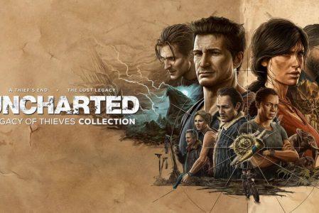 Uncharted arriva ufficialmente su PC