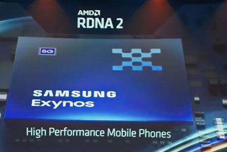 La prossima generazione di SoC Exynos supporterà il Ray Tracing grazie a RDNA2